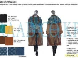 뉴욕 FIT Fashion design 편입합격